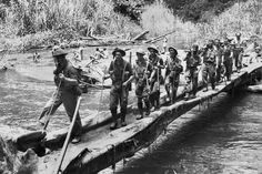 The Kokoda Track campaign or the Kokoda Trail campaign was part of the Pacific War of World War Two which took place from July 1942 to November Australian Photography, Anzac Day, Lest We Forget, Papua New Guinea, Vietnam War, Military History, Armed Forces, World War Two, Historical Photos