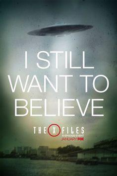 The X-Files is back Fox Jan 2016