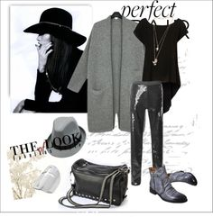 """""""Chic Winter"""" by chicnova on Polyvore"""