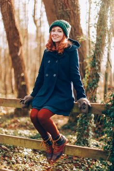 The Clothes Horse: Outfit: Winter Minimalism