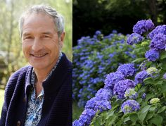 "Paniculata, macrophylla, quercifolia … Troublesome to seek out amongst all these kinds of Hydrangea. Stéphane Marie, the star gardener of ""Silence … Organic Gardening, Poisonous Plants, Planting Flowers, Garden Online, Plants, Urban Garden, Potager Garden, Luxury Garden, Hydrangea"