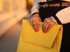 clutch, fashion, jewelry, accessories