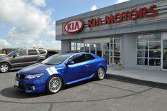 Kia Forte Koup SX - R Package  I want.