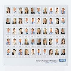 1000 Images About Meet The Staff Photo Display On