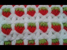 Mahi Karpinar shared a video Shawl Patterns, Crochet Stitches Patterns, Crochet Designs, Stitch Patterns, Slip Stitch Crochet, Tunisian Crochet, Baby Blanket Crochet, Crochet Baby, Diy Paso A Paso