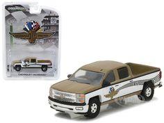 Greenlight 35070 E 2015 Chevy Silverado Diecast Pickup Truck 1:64 NEW!!
