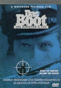 Das Boot, WWII Movie ...  an epic German war film, the fictional story of U-96 and its crew.