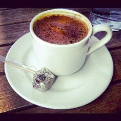 Turkish delight Turkish coffee http://www.magnificentturkey.com/ #turkish #coffee #turkey