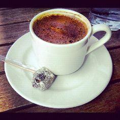 Turkish delight  Turkish coffee http://www.magnificentturkey.com/ #turkish #coffee #turkey