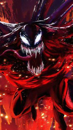 "Spiderverse Venom - ""We are Venom! Marvel Comics, Venom Comics, Marvel Venom, Marvel Art, Marvel Heroes, Marvel Films, Symbiotes Marvel, Venom Art, Iron Man Armor"