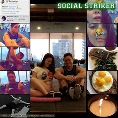 It's the human and fun side of our heroes Kc Concepcion, Look Alike, Superstar, Ph, Workouts, Celebrity, Social Media, Football, Soccer