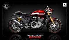XJR 1300 by Kentauros