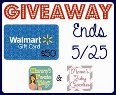 $50 Walmart Gift Card Giveaway - An Ordinary Housewife
