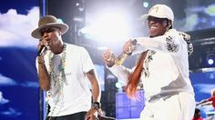 Pharrell Williams Opens The 2014 BET Awards With Missy Elliott, But Where's Miley?