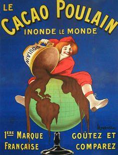 Le Cacao Poulain inonde le monde ! 1ère marque française, goûtez et comparez