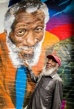 R.I.P. Dick Gregory