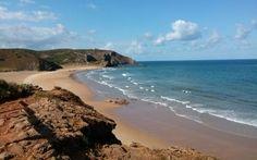 De Cacela Velha, cerca de Ayamonte, a Odeceixe, ruta que bordea la costa suroeste de Portugal, visitando pueblos, calas y magníficos arenales