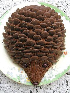 Hedgehog Cake Flickr Photo Sharing