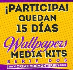No te quedes sin participar. Recuerda envía tu página, tu book o algunos de tus trabajos a creativosmonterrey@gmail.com