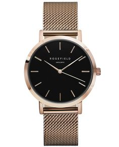 THE MERCER BLACK