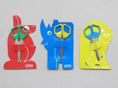 1970s Animal Scissors PD