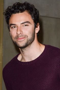 aidan Turner - what a fine man