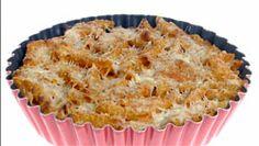 ΠΕΝΝΕΣ ΦΟΥΡΝΟΥ ΜΕ ΒΑΣΙΛΙΚΟ, ΝΤΟΜΑΤΑ & ΚΡΟΥΣΤΑ ΤΥΡΙΟΥ http://www.chefonair.gr/recipes.asp?id=113&c=1&s=4