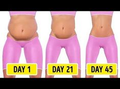 6 Exercises for a Flat Belly That You Can Do in a Chair - YouTube
