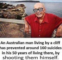 Bahahaha savage man