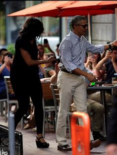 WASHINGTON (AP) — It's date night for President Barack Obama and his wife, Michelle. #May28th #2016 #President Of The United States #BarackObama is treating his Wife #FirstLady Of The United States  #MichelleObama to a #Mexican meal at the restaurant #Oyamel in Washington's Penn Quarter neighborhood.  The #Obamas have dined several times at the establishment owned by celebrity chef and Obama supporter Jose Andres.