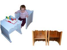Elfjes kinderstoel en tafeltje #Swiep
