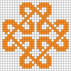 BY BICHOCO Minecraft Pattern, Pixel Pattern, Kandi Patterns, Mosaic Patterns, Cross Stitching, Cross Stitch Embroidery, Cross Stitch Designs, Cross Stitch Patterns, Jacques A Dit