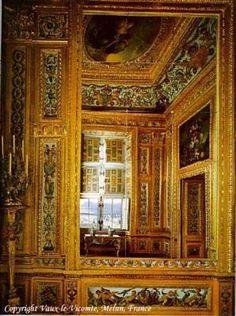 Vaux Le Vicomte Interior   tags: Vaux-le-Vicomte , interiors