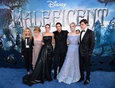 Pin for Later: Angelina Jolie und Brad Pitt machen aus Maleficent eine Familienangelegenheit