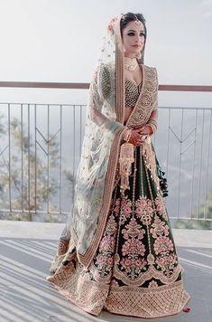 Looking for Offbeat teal sabyasachi bridal lehenga? Browse of latest bridal photos, lehenga & jewelry designs, decor ideas, etc. on WedMeGood Gallery. Sabyasachi Lehenga Bridal, Latest Bridal Lehenga, Designer Bridal Lehenga, Indian Bridal Lehenga, Anarkali, Pink Lehenga, Indian Bridal Outfits, Indian Bridal Wear, Indian Dresses