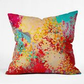 Found it at Wayfair - Stephanie Corfee Young Bohemian Outdoor Throw Pillow