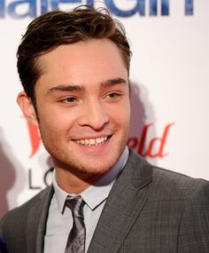 THAT smile :) Ed Westwick, Star Wars, Chuck Bass, Gossip Girl, Gorgeous Men, Sexy Men, Beauty, My Love, Boys