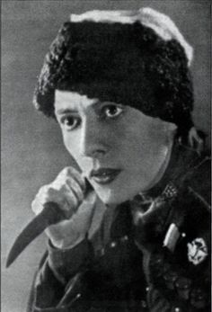 Varvara N., nicknamed 'The White Angel of the White Army', was a daughter of a Cossack nobleman who, under an assumed name, joined the 1st Kornilov Shock Regiment. She served in the elite unit with distinction, being wounded multiple times, before fleeing Russia from Novorossisk in April of 1920 as the White Army retreated south in disarray.