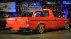 VW Caddy MK1, Low, Tuning, Stance