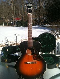 1940 Gibson-made  Recording King acoustic Guitar