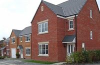 Last chance for home buyers at Holme Farm Church News, Last Chance, New Builds, Yorkshire, Multi Story Building, New Homes, Farmhouse, Mansions, House Styles