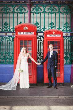 A London wedding | Image by David Jenkins