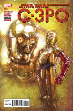 • Follow everyone's favorite protocol droid as he Journeys to Star Wars: The Force Awakens, in this special one-shot leading up to his appearance in the film! Just how did Threepio get a red arm, anyw