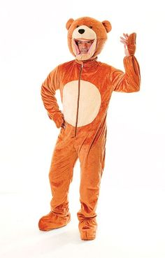 Red Lobster Adult Costume Comedy Sports Mascot Deluxe Fancy Dress Outfit New