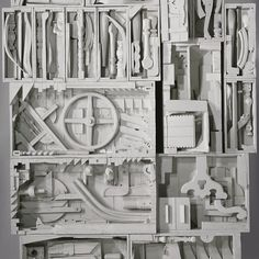Oh Geez Louise!   #louisenevelson