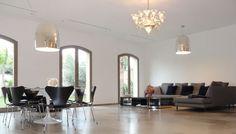 Saint Tropez Villa Helianthe. Lounge interior