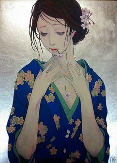 イヂチアキコ(Akiko Ijichi)...   Kai Fine Art