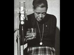 """Billie Holiday - """"One for my Baby (and one more for the road)"""""""