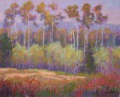 """Autumn Harmony"" by Cynthia Kath Fine Artist"