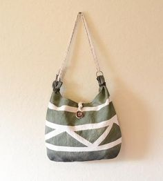 Tradewinds Canvas Tote by Sundown Style Company on Scoutmob Shoppe